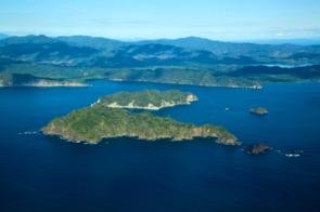 Tortuga Islands, Costa Rica