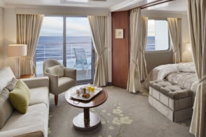 Crystal Cruises - Crystal Symphony Penthouse Suite