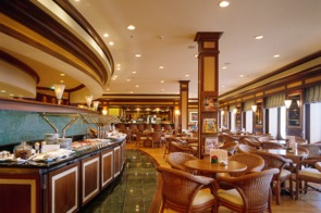 Crystal Cruises - Crystal Serenity Bistro