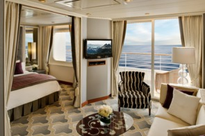 Crystal Cruises - Crystal Serenity Penthouse Suite