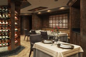 Silver Muse - La Dame restaurant