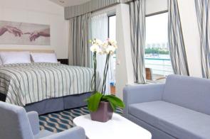 Scenic Tsar suite