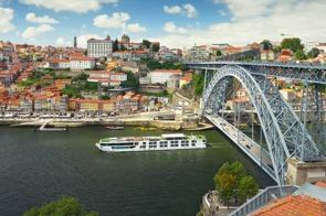 Scenic Azure in Porto