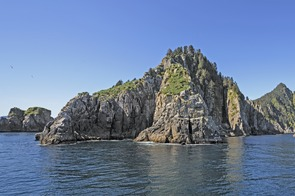 Chiswell Islands, Alaska