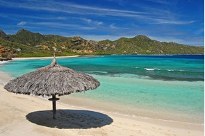 Beach on Union Island, St Vincent & The Grenadines