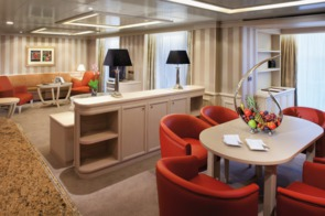 Silver Spirit Owners Suite