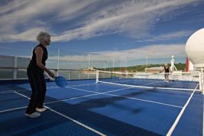 Black Watch tennis courts