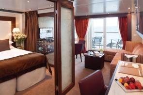 Seabourn Penthouse Suite