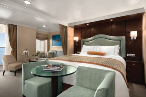 Marina and Riviera Penthouse Suite