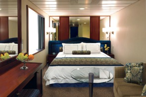 R Class Ocean View Stateroom