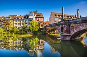 River Pegnitz, Nuremberg