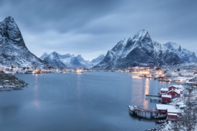 Norwegian Fjords & North Cape Cruises - Reine, Lofoten islands