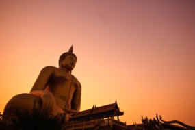 South East Asia cruises - Buddha statue in Thailand