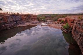 Australasia & Pacific expedition cruises - Bindoola Gorge, Kimberley region