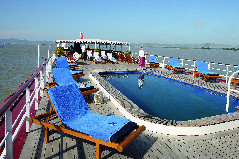 Road to Mandalay pool deck