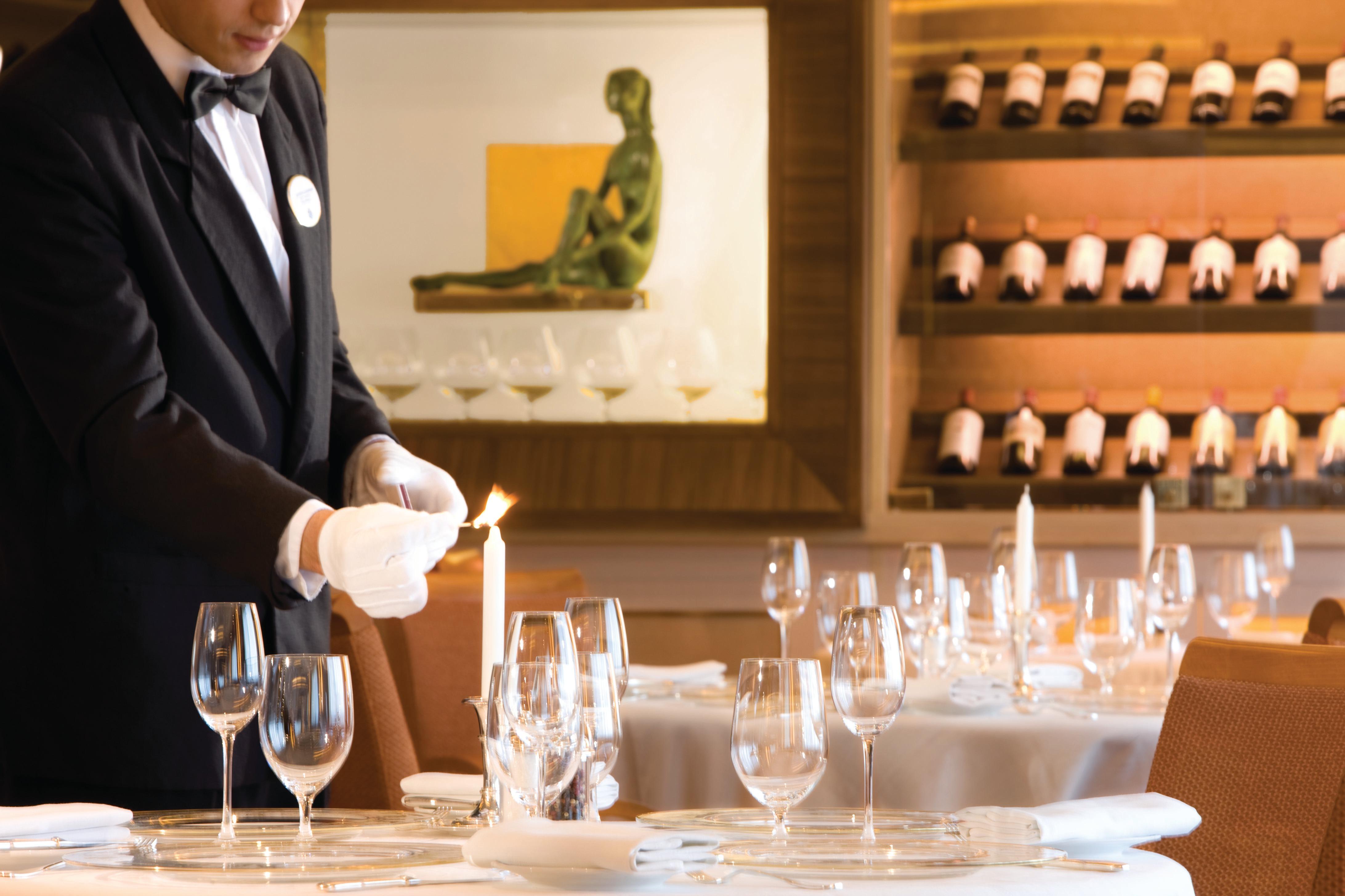 Silver Cloud - Le Champagne restaurant