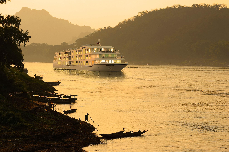 Scenic Spirit - Mekong river cruise
