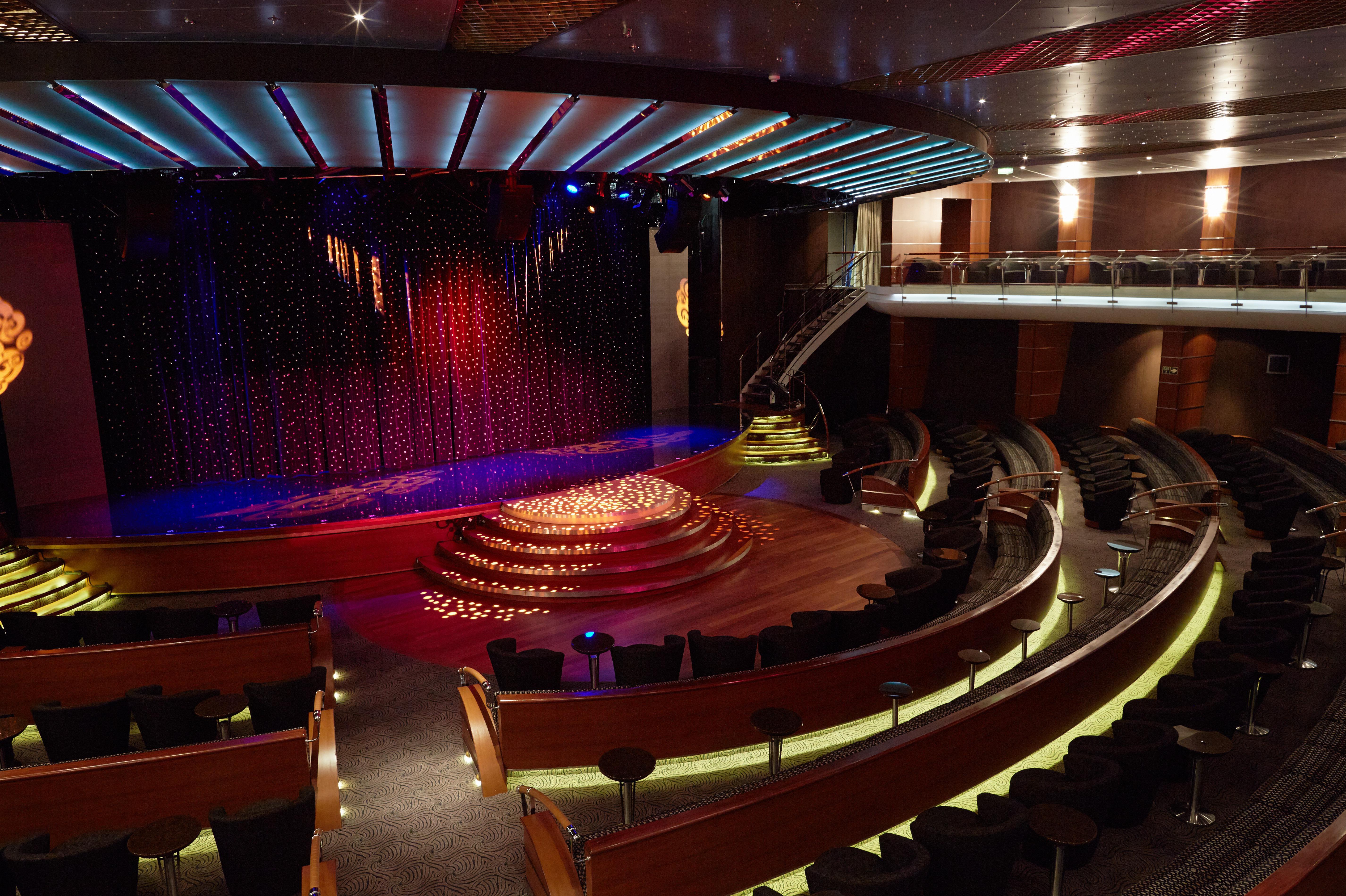 Regent Seven Seas Mariner Theater