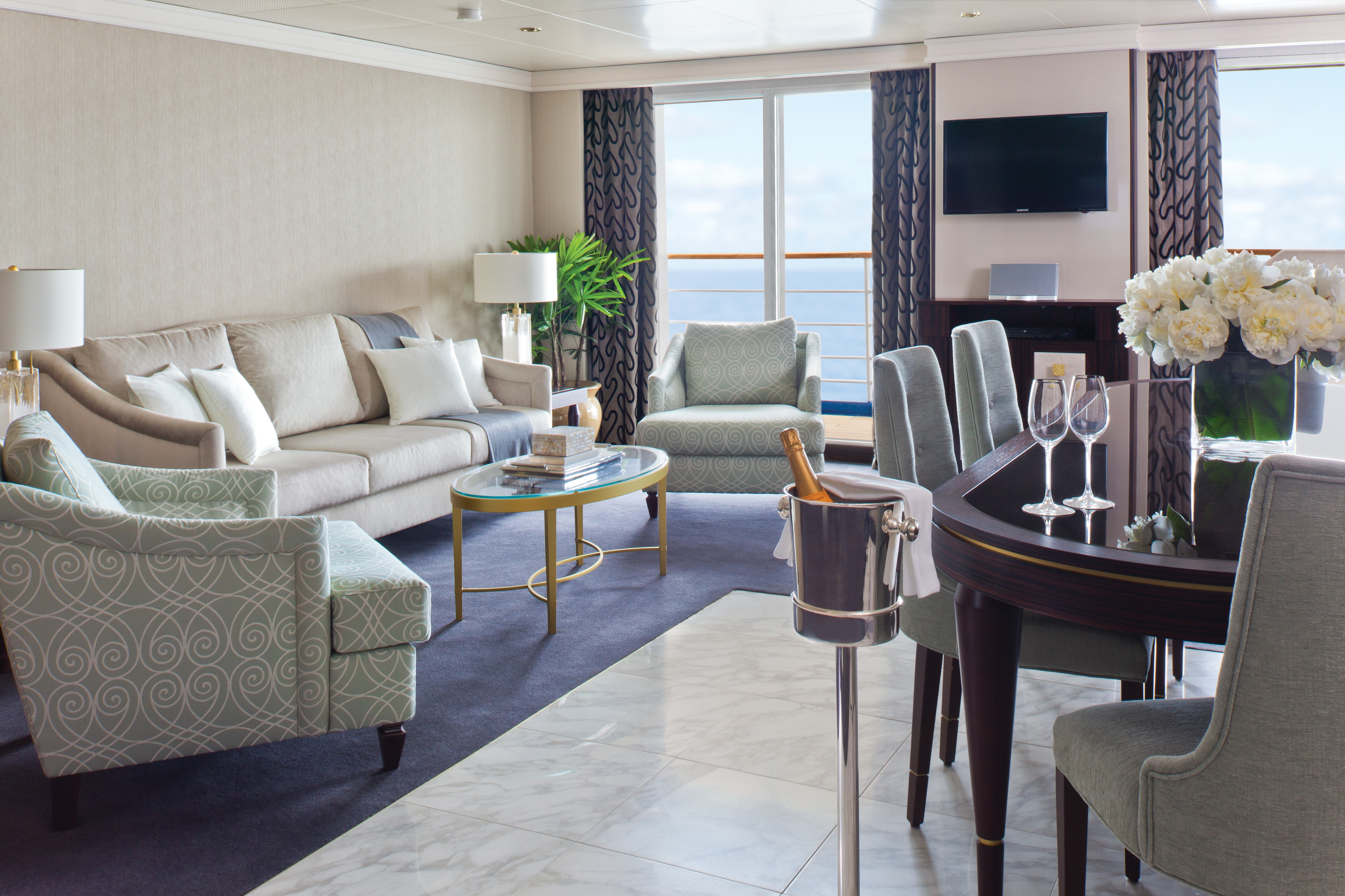 Regent Seven Seas Navigator Master Suite