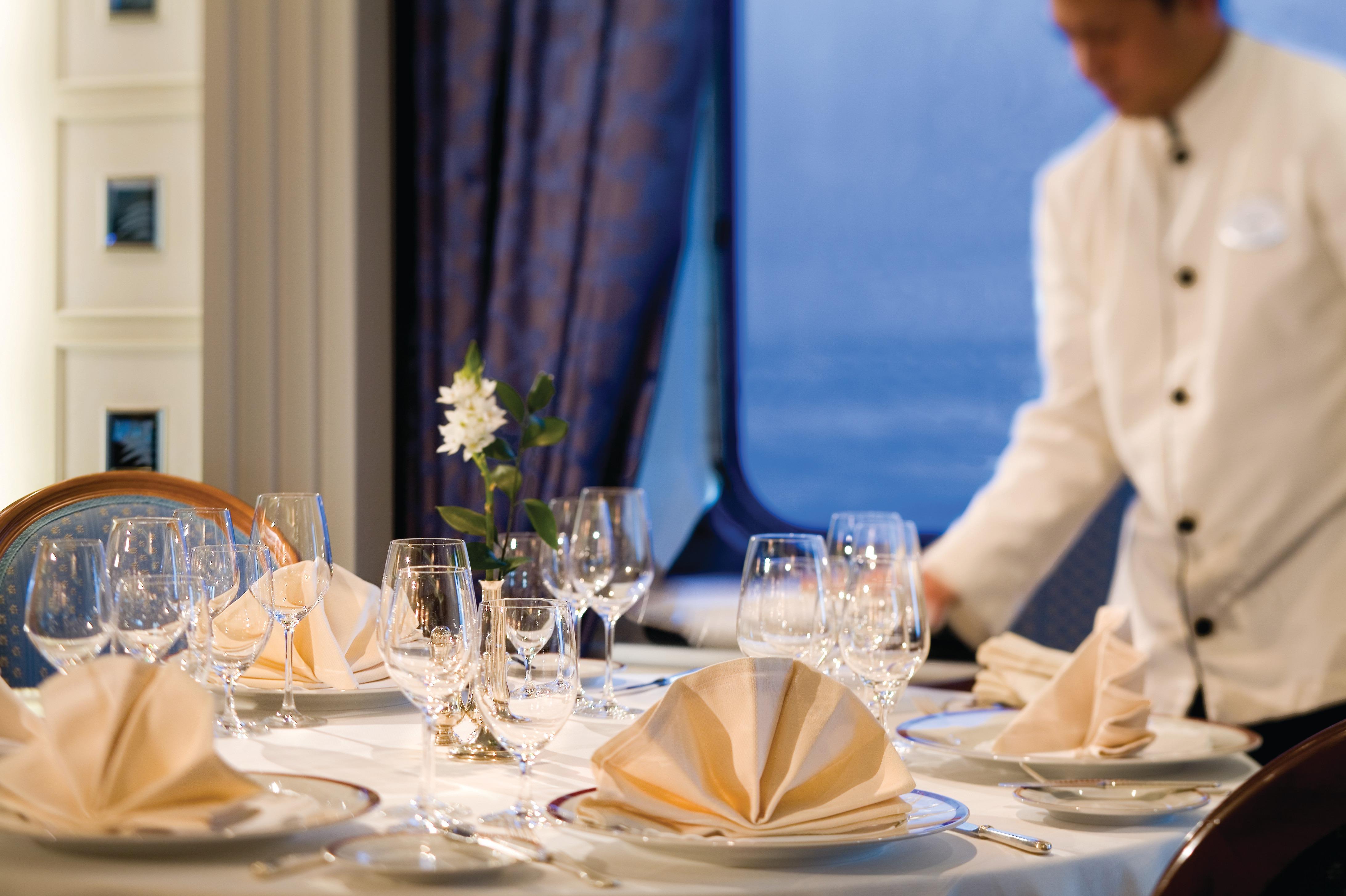 Silversea The Restaurant