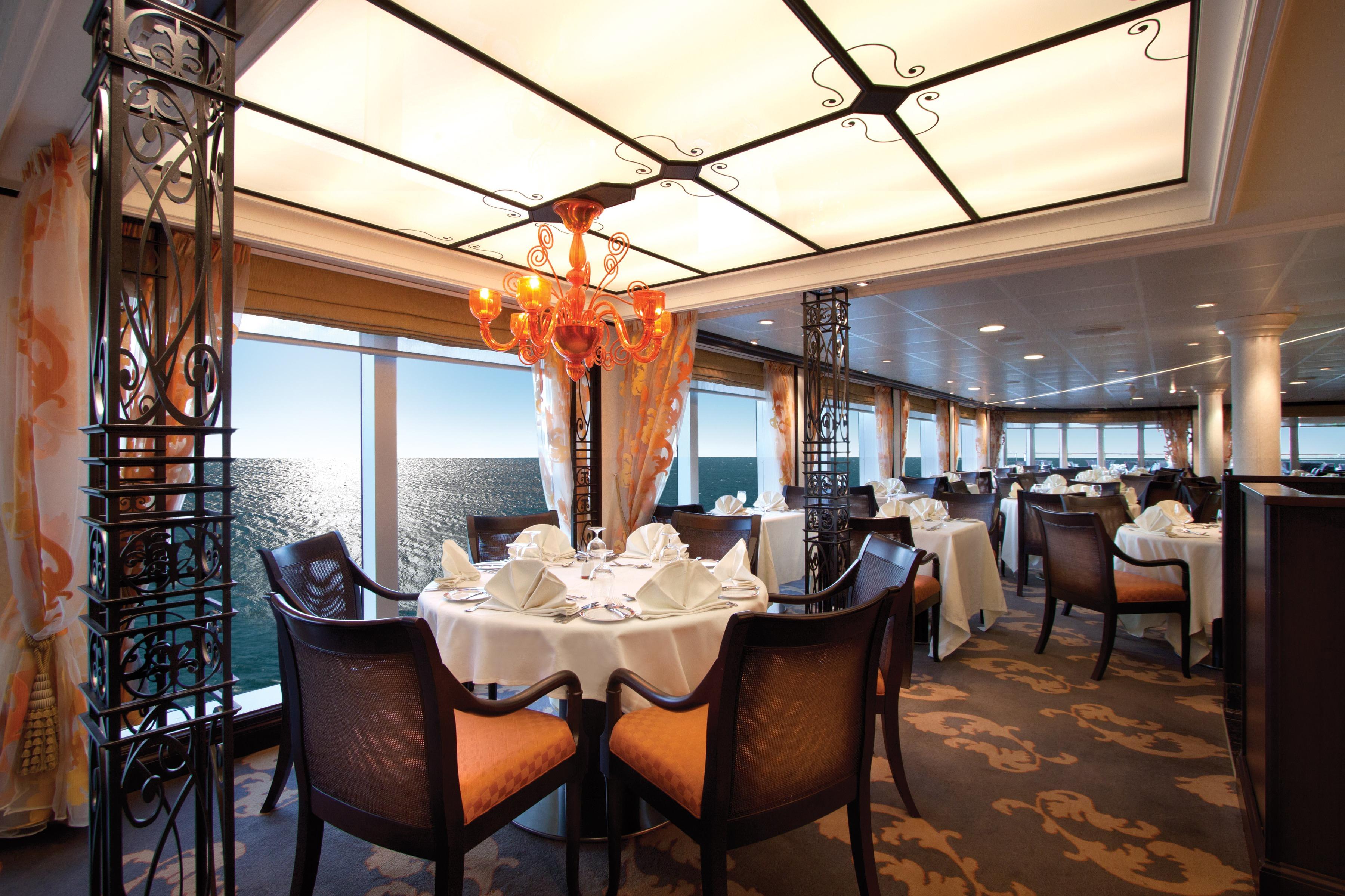 Marina and Riviera Terrace Cafe