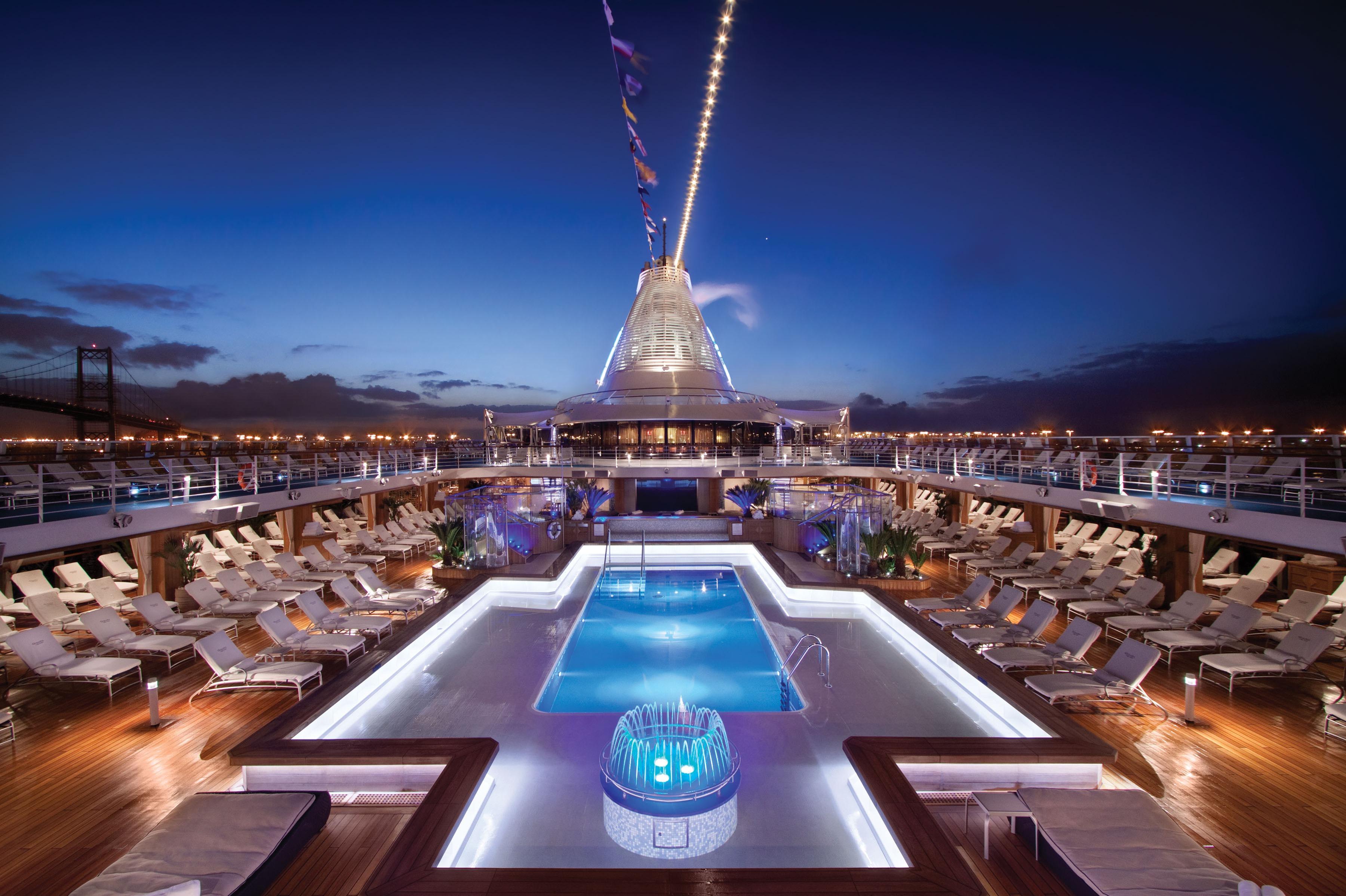 Marina and Riviera Pool Deck