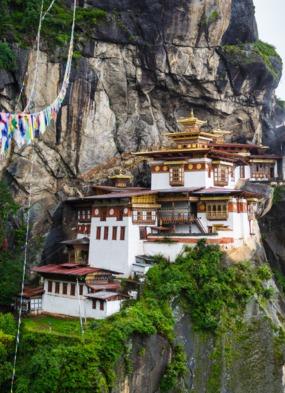 Bhutan Taktsang Monastery