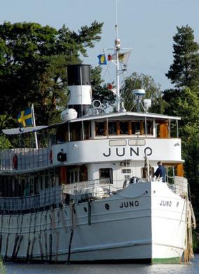 MS Juno, Gota Canal Steamship Company