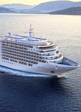 Silversea Cruises - Silver Spirit, as reviewed by Theresa