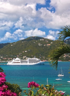 Silver Spirit - Choosing the right ship is one of the reasons why you need a great travel agent