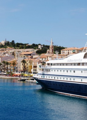 SeaDream Yacht Club - Mediterranean Wine Voyages