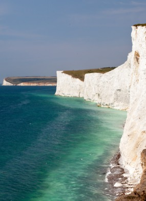 Cruises from the UK - White cliffs of Dover