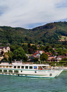 The best river cruise lines: Crystal Mozart