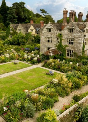 Gravetye Manor, Sussex