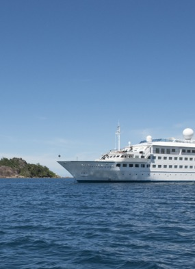 Crystal Yacht Cruises - Crystal Esprit