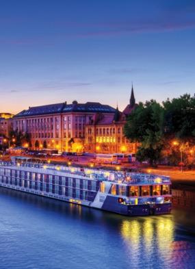Luxury river cruising guide - AmaWaterways in Bratislava