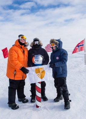 Visit the South Pole with Seabourn