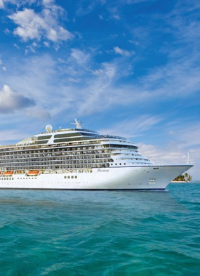 Oceania Cruises - 2018 summer highlights