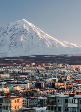 Russian Far East expedition cruise guide - Petropavlovsk-Kamchatsky
