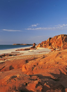 Expedition cruising on Australia's Kimberley Coast