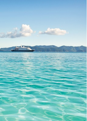 SeaDream Yacht Club, one of the best Caribbean cruise options