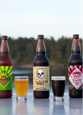 Craft beer cruises with UnCruise Adventures