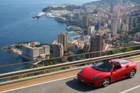 Driving a Ferrari in Monte Carlo