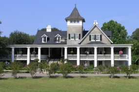Magnolia Plantation House, Charleston