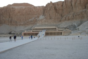 Temple of Hatsheput, Valley of the Queens, Luxor