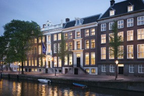 The Waldorf Astoria Amsterdam