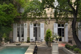 Hotel Particulier, Arles
