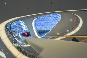 MyZeil shopping centre, Frankfurt