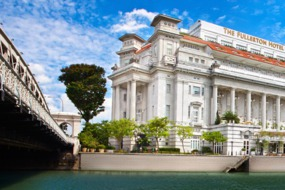 The Fullerton hotel, Singapore