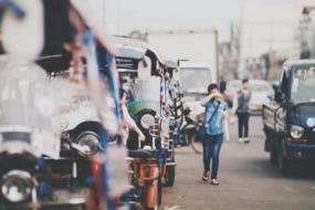 Manila streets